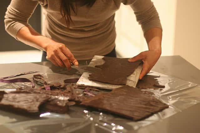 Chocolate iPad