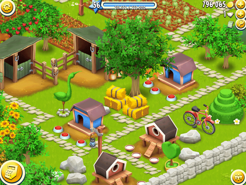 hay day 35