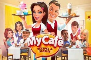 mycafe app