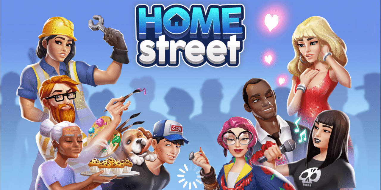 Recherche d'amis Home Street