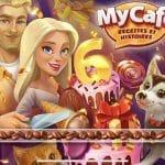 Liste des recettes MyCafé Recipes & Stories