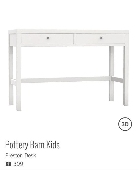 Preston Desk de POTTERY BARN KIDS à $399