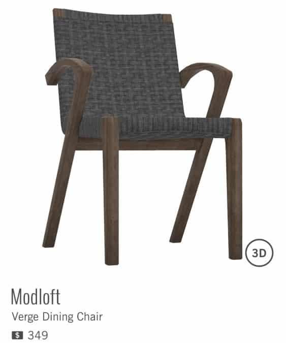Les chaises, tabourets, poufs les moins chers dans Design Home